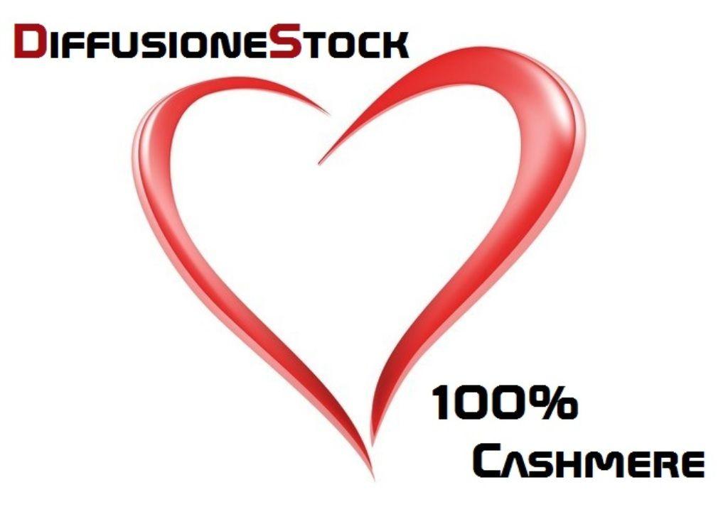 Stock de tricot 100% Cashmere