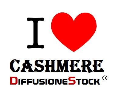 I Love Cashmere - DiffusioneStock - Puro cashmere rigenerato