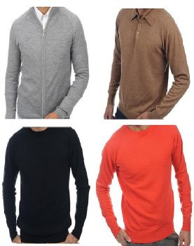 man's knitwear 100% pure cashmere import | wholesale