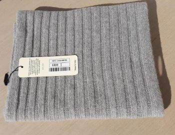 sciarpa 100% cashmere a coste Made In Italy | ingrosso