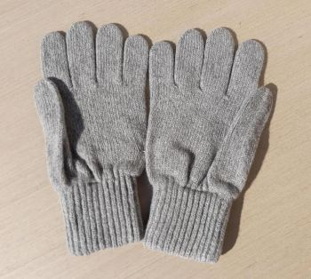 Women's gloves - 100% Cashmere - Made In Italy