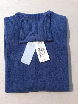 frau pullover 100% kaschmir avio rollkragen Made in Italy | großhandel